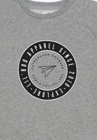 Lil'Boo - EXPLORE  - Sweatshirt - light grey melange - 3