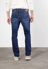 MAC Jeans - ARNE PIPE - Straight leg jeans - darkblue - 1