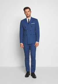 Selected Homme - SLHSLIM SUIT - Completo - estate blue - 1