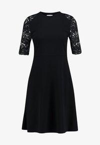 Pieces - PCANN DRESS - Trikoomekko - black - 4