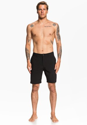 UNION  - Swimming shorts - black