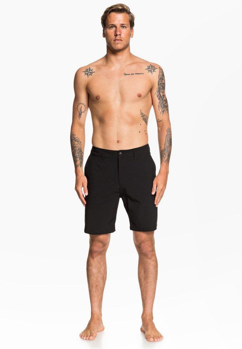 Quiksilver - UNION  - Swimming shorts - black