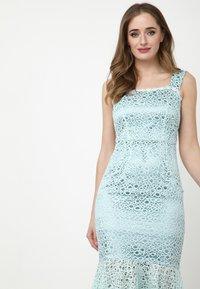 Madam-T - Cocktail dress / Party dress - hellgrün - 4