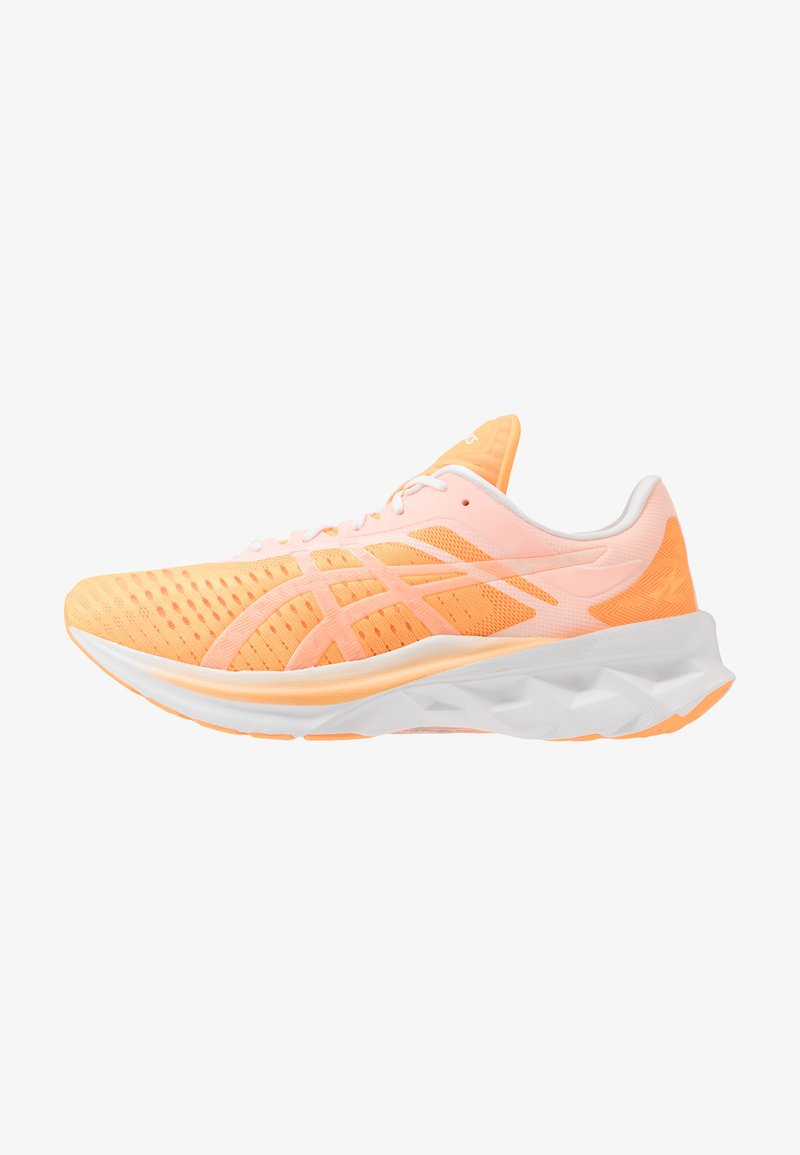 ASICS - NOVABLAST MODERN TOKYO - Neutral running shoes - orange pop/white