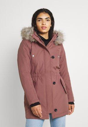 ONLIRIS  - Płaszcz zimowy - burlwood