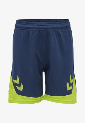 LEAD  - Shorts - dark denim