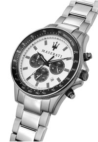 Maserati - Chronograph watch - edelstahl - 3
