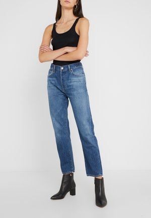 MCKENZIE CURVER - Jeans Straight Leg - good love