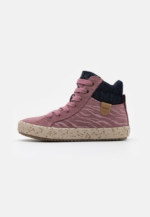 KALISPERA GIRL - Sneakers hoog - rose smoke