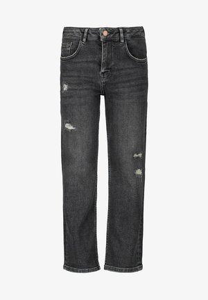 Jeans Straight Leg - grau