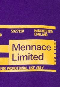 Mennace - UNISEX PRIDE TICKET SWEATSHIRT - Sweatshirt - purple - 6