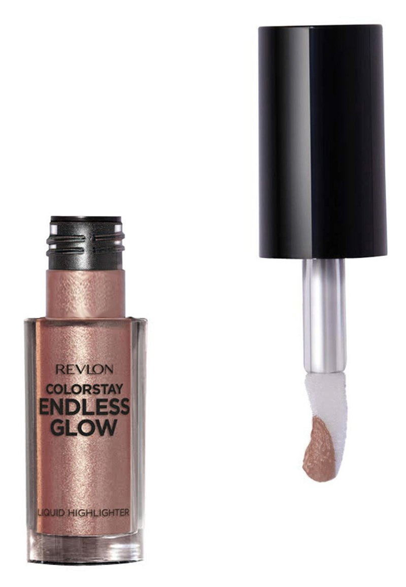 Revlon - COLORSTAY ENDLESS GLOW LIQUID HIGHLIGHTER - Highlighter - N°002 rose quartz