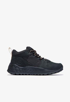 SOLAR WAVE - Sneakers laag - black