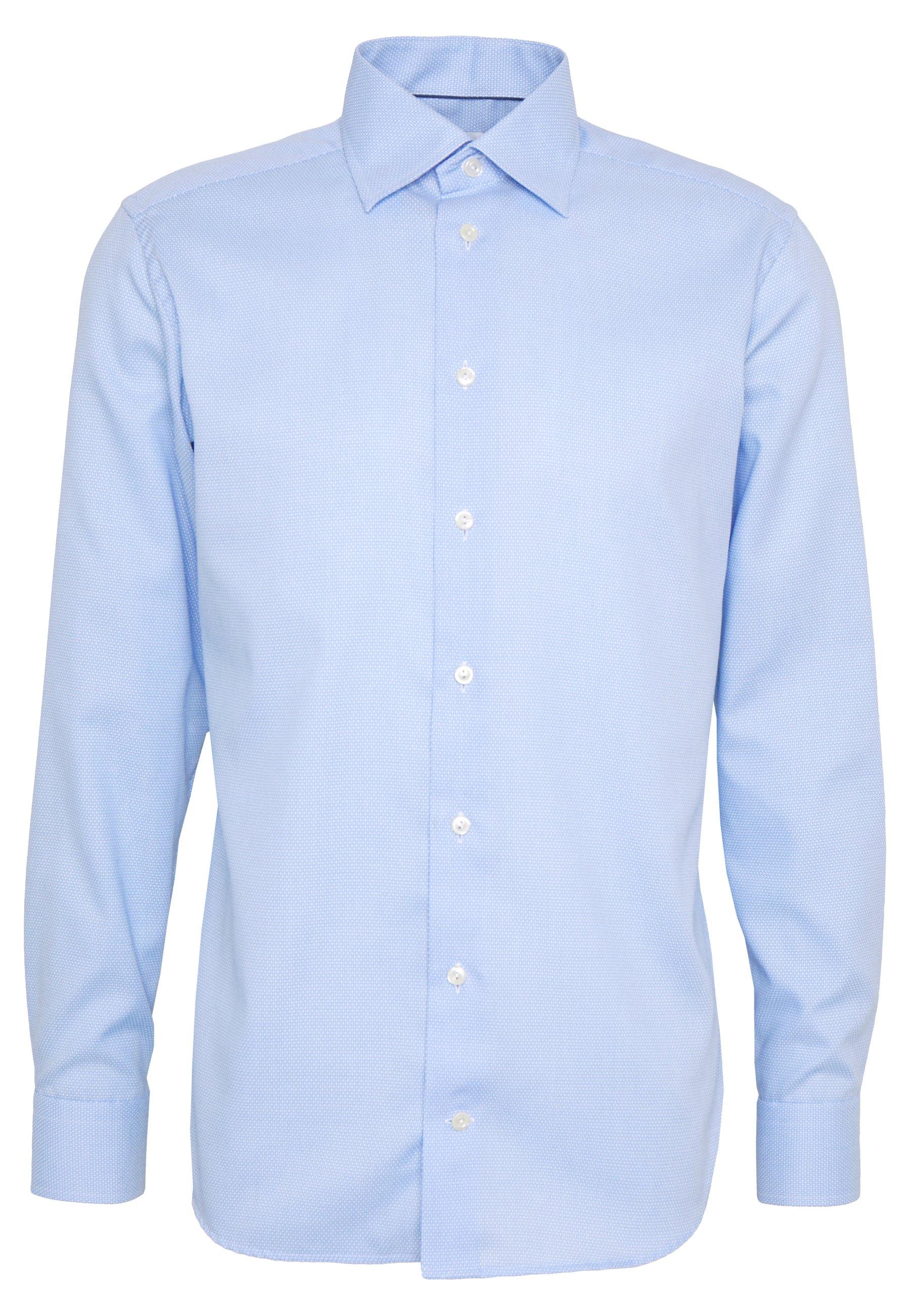 Eton SLIM FIT - Chemise classique - light blue