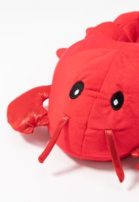 Topshop - LOBSTER HOUSE SLIPPERS - Hausschuh - red - 2