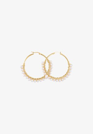 OHRSCHMUCK DIMIDIUS - Earrings - goldfarbend
