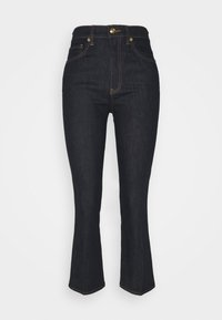 Tory Burch - CROPPED - Bootcut jeans - resin rinse - 5