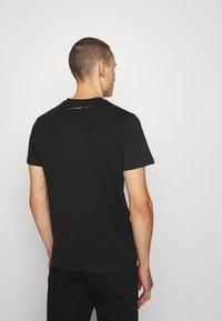AUTOMOBILI LAMBORGHINI - T-shirt con stampa - nero - 2
