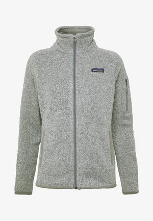BETTER - Fleece jacket - birch white