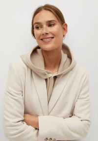 Mango - COLONIA-I - Manteau court - beige - 4