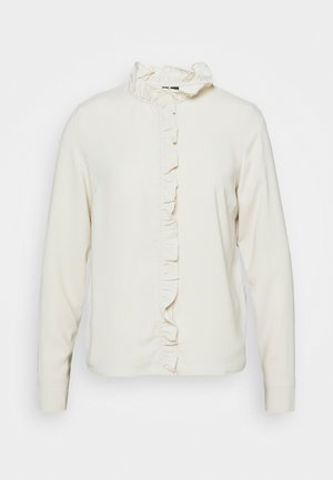 VMCOCO FRILL - Blouse - birch