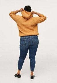 Mango - ISA - Jeans Skinny Fit - dunkelblau - 2