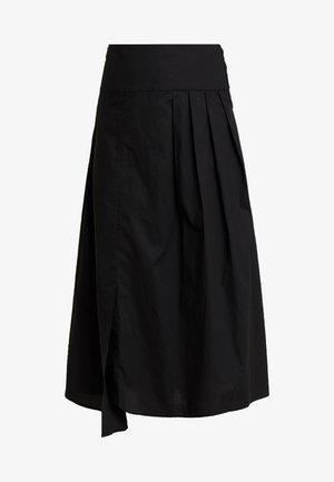 ILSAI SKIRT - Maxi sukně - black