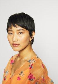 Who What Wear - WRAP DRESS - Day dress - blossom orange - 3