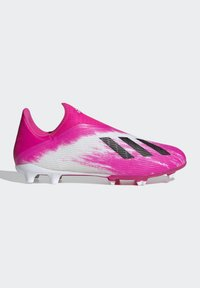 adidas Performance - X 19.3 FIRM GROUND BOOTS - Moulded stud football boots - white - 6