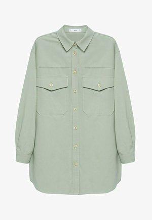 Košile - groen