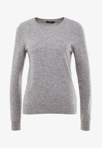 Repeat - CREW NECK CASHMERE - Sweter - light grey - 3