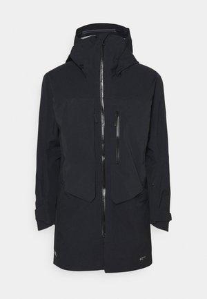 STANCE 3L LONG JACKET - Outdoor jacket - black