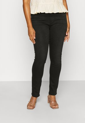 CARLAOLA LIFE - Slim fit jeans - black