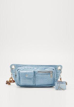 BAGS - Across body bag - dusty blue