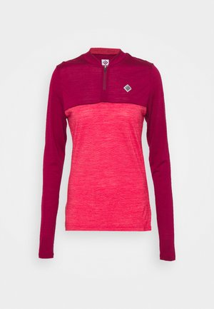 SWET NUL WOMEN - Cycling Jersey - beet red