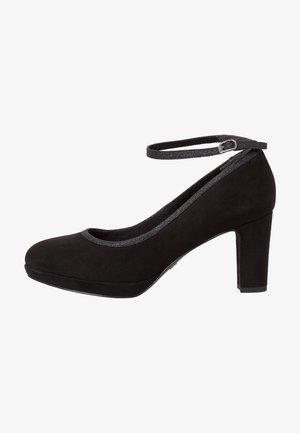 Klassieke pumps - black/glam