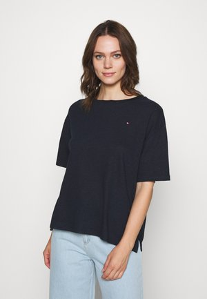 BONITA RELAXED ROUND - T-shirts basic - desert sky