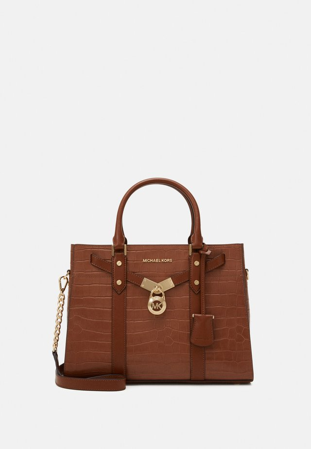 SATCHEL - Handbag - chestnut