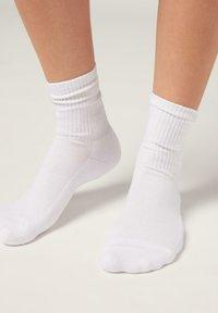 Calzedonia - Socks - bianco - 0