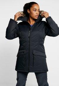 Peak Performance - LOCAL  - Zimní kabát - black - 0