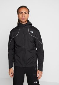 The North Face - M FLIGHT FUTURELIGHT JACKET - Giacca hard shell - black - 0