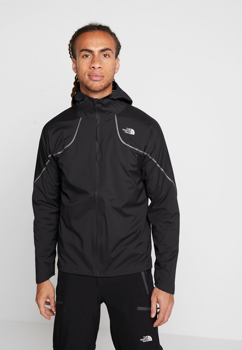 The North Face - M FLIGHT FUTURELIGHT JACKET - Giacca hard shell - black