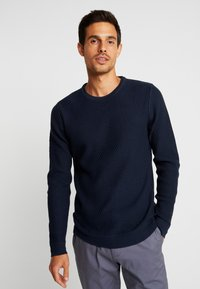 Selected Homme - SLHOLIVER  - Jumper - dark sapphire - 0
