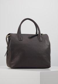 Abro - GUNDA  - Käsilaukku - dark brown - 1