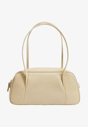 Handbag - open beige