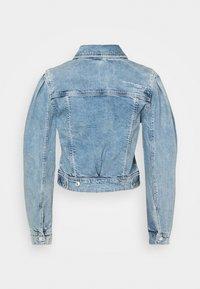 Guess - 80S TEDDY JACKET - Denim jacket - shalla - 1