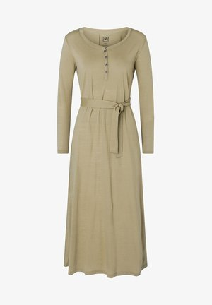 ANTWERPEN  - Maxi dress - olivgrün