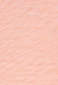 Marc O'Polo DENIM - SHORT SLEEVE WIDE BODYSHAPE - Basic T-shirt - peach bud - 2