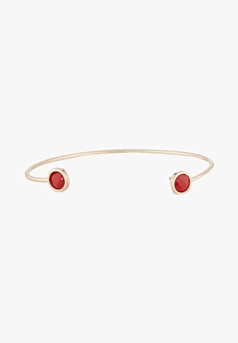 Mes Bijoux - FANTAISIE - Bracelet - rose rouge