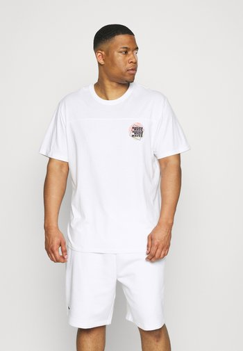 ONSATIK LIFE TEE - Print T-shirt - white